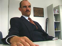HMI-Direktionsrepräsentant Martin Berger
