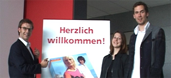 Affiliate.de beim Neckermann-Interview