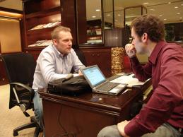Interview Thomas Hessler mit Stefan Zwanzger