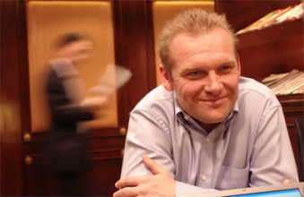 Thomas Hessler, CEO Zanox