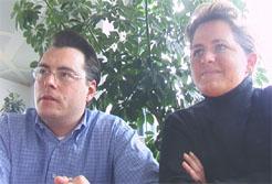 Alexander Gaigl & Johanna Stengel
