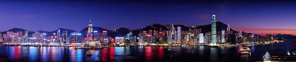 Hongkong - meeting place für das Zanox Interview