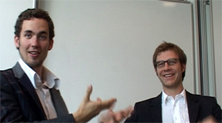 Stefan Zwanzger & Christoph Harrach